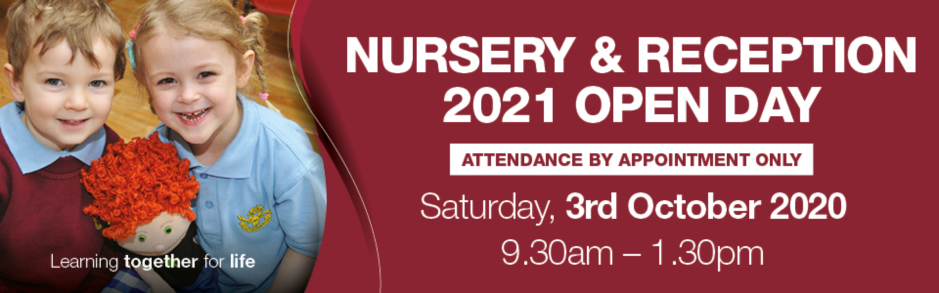 Open Day 3 Oct 2020